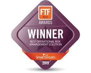 FTF News awarded SmartStream Best Operational Risk Management Solution for TLM Collateral Management