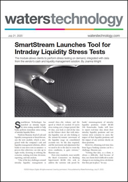 Intraday Liquidity Stress Tests
