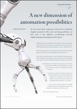 A new dimension of automation possibilities