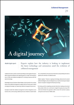 Collateral Management: A digital journey
