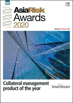 Collateral Management Product of the Year