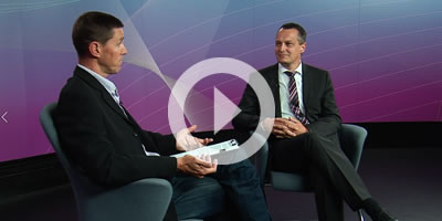 Andreas Burner, Chief Innovations Officer, SmartStream, about the new Innovations Lab