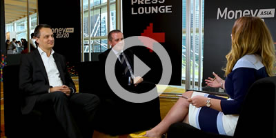 Mark Taylor and Andreas Burner talk to Finextra at Money 20/20 Asia
