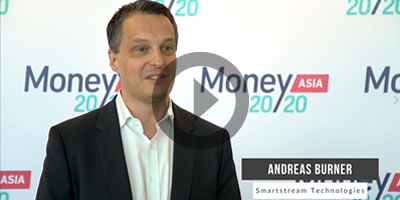 Money 20/20 Asia: Andreas Burner about machine learning and other initiatives