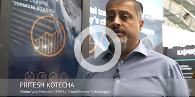 Pritesh Kotecha, SmartStream at Money20/20: Showcases, Challenges and Trends