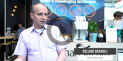 Roland Braendli, SmartStream, at Money20/20 Europe: Evolvement of the Digital Payments Space