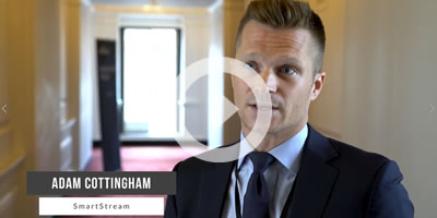 SmartStream Innovations Forum 2019: Adam Cottingham talks to Fintech Finance