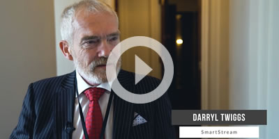 SmartStream Innovations Forum 2019: Darryl Twiggs talks to Fintech Finance