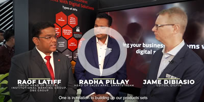 Special Interview Series with DigFin at the Singapore Fintech Festival: Radha Pillay