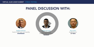 Panel discussion: liquidity stress testing - latest developments and trends