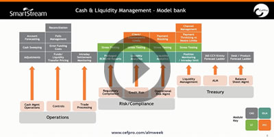 Virtual ALM and IBOR Summit about Cash and Liquidity Management