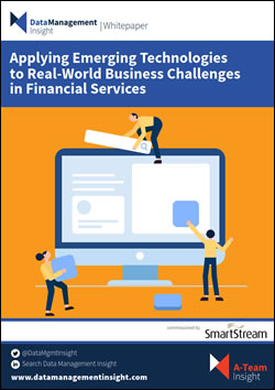 Applying Emerging Technologies to Real-World Business Challenges in Financial Services