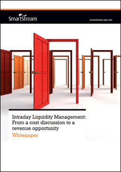 Intraday Liquidity Management: From a cost discussion to a revenue opportunity